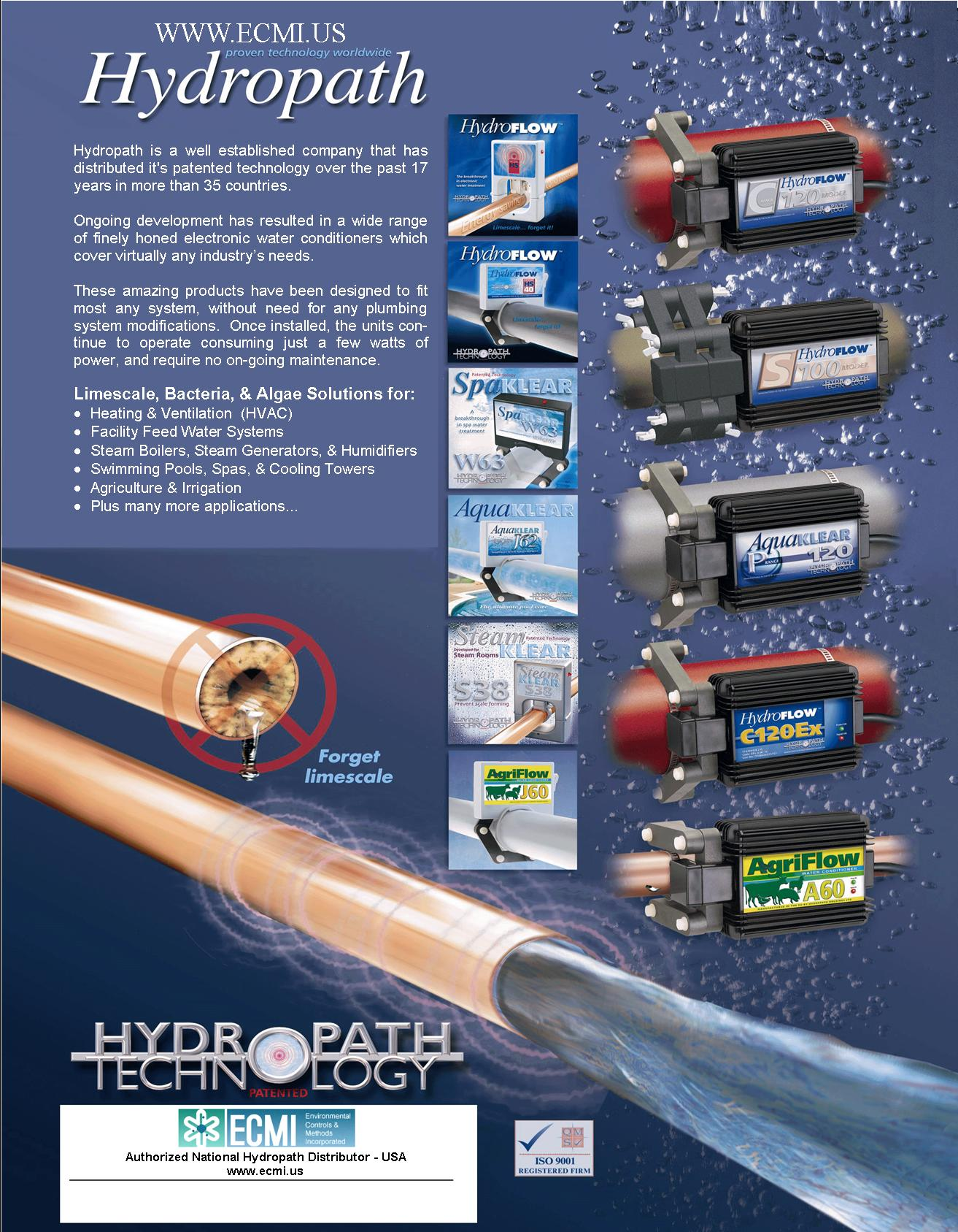 Hydropath Products